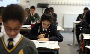 The Ofsted report says there is 'a strong sense of community at the school'.