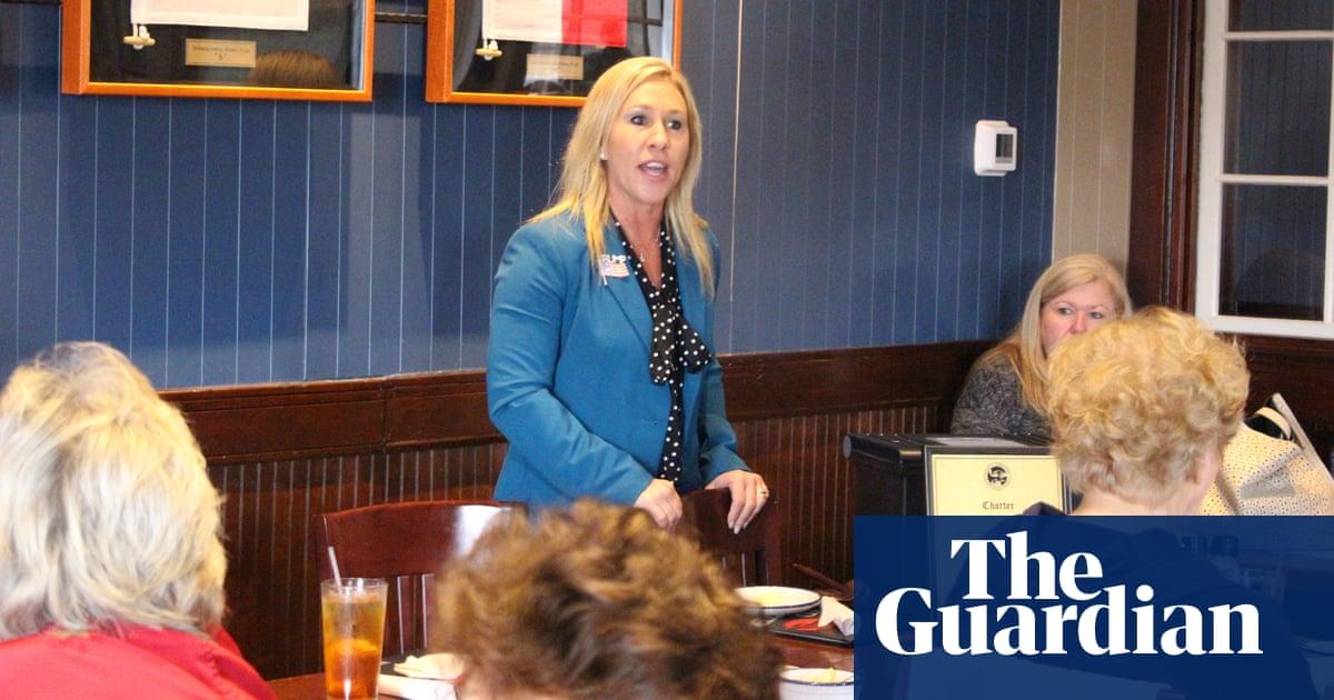 QAnon supporter denounced for racism wins Georgia Republican primary – The Guardian
