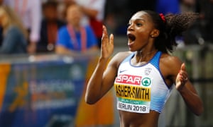 Triple European champion Dina Asher-Smith is among the women for whom there are high hopes in Tokyo.