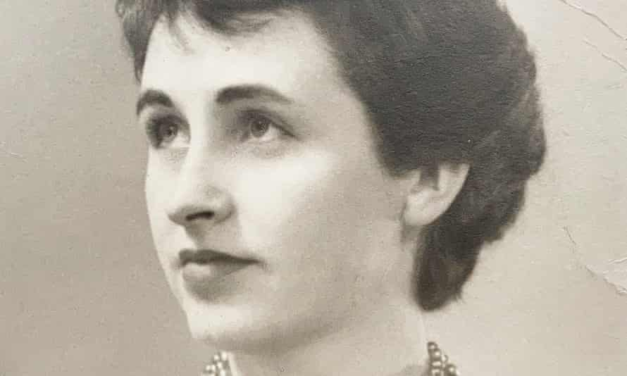 Gaynor Cohen in 1959
