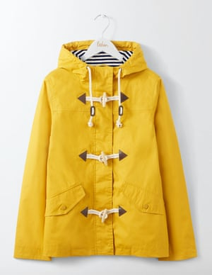 Whitby waterproof jacket, was £98 now £58.80, Boden