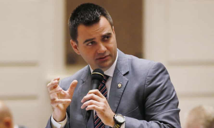'I have not made a decision,' said senator Nathan Dahm of Broken Arrow, on whether he would try to override governor's decision.