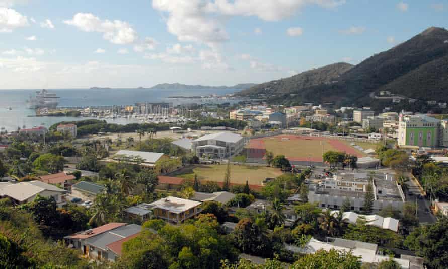 The British Virgin Islands has a zero tax rate.