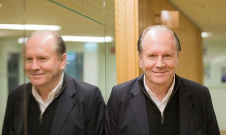 William Boyd: 'brilliantly drawn, often grotesque characters'