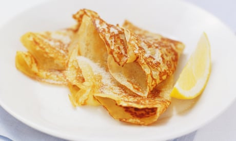 How to cook the perfect pancake