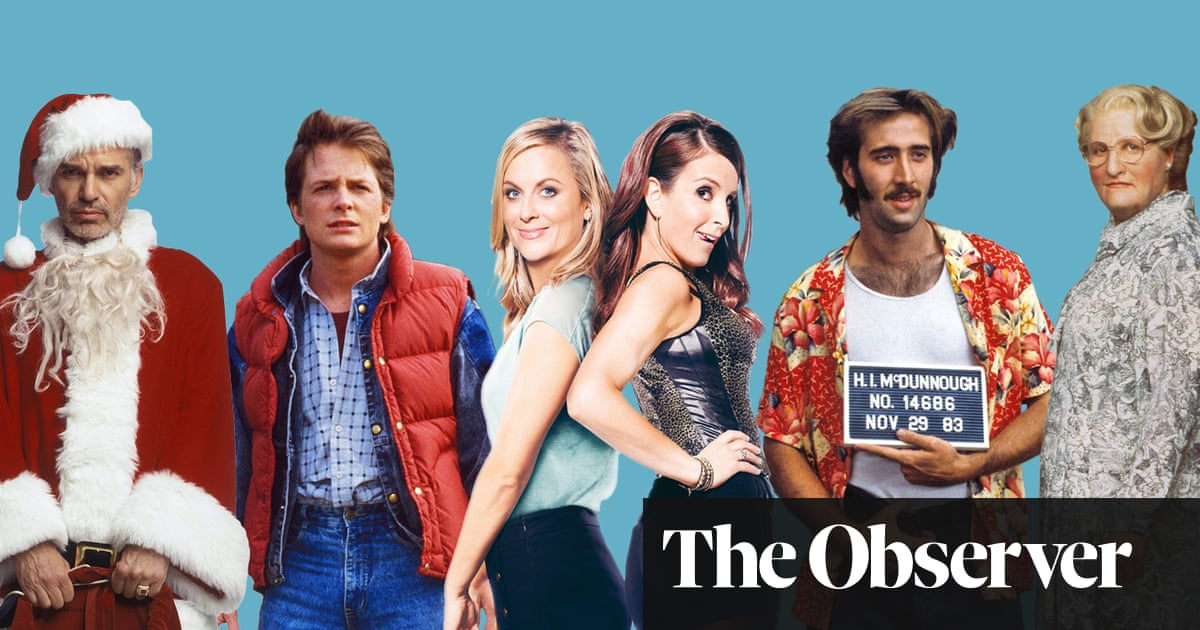 3759e27a3 The 50 funniest films… chosen by comedians | Film | The Guardian