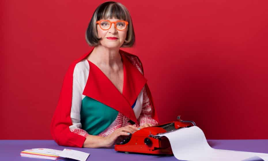Philippa Perry: 'It may take courage to write down what is really on your mind.'
