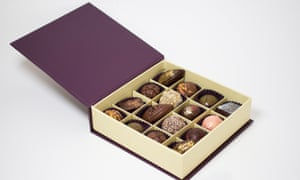 Rising chocolate prices pushed up food price inflation last month
