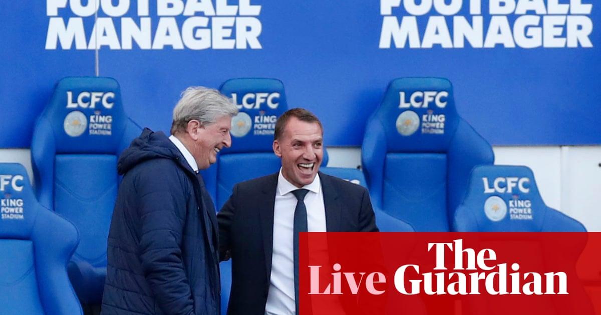 Leicester City v Crystal Palace: Premier League – live!