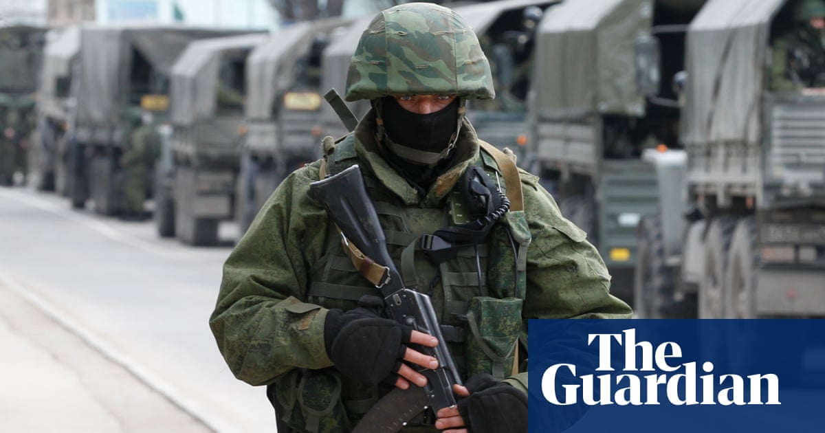Russia complicit in human rights abuses in Crimea, court told