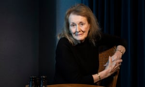 French author Annie Ernaux.