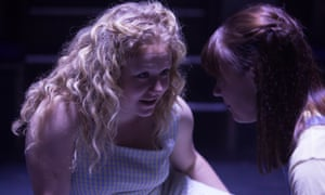 Out of Love, starring Sally Messham and Katie Elin-Salt.