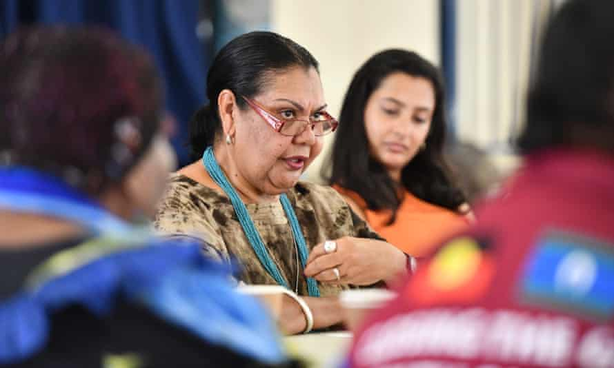 June Oscar AO, Aboriginal and Torres Strait Islander social justice commissioner at the Australian Human Rights Commission
