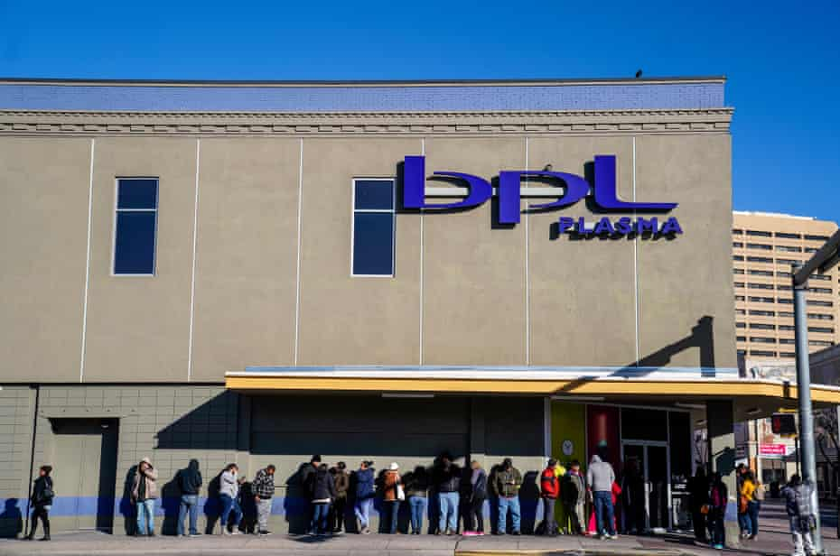 A BPL location in El Paso, Texas, in February, prior to a decline in visits amid the coronavirus outbreak.