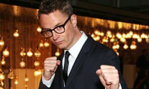 Deadpan provocateur … Nicolas Winding Refn.