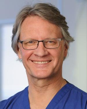 Dr Mark Slack.