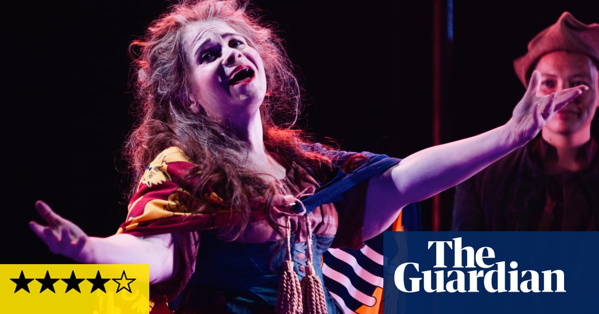 Gin Craze! review – a bawdy feminist history lesson with anarchic spirit