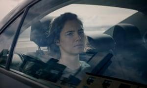 A still from the Netflix documentary Amanda Knox.