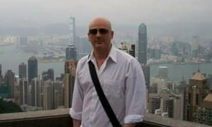 American Mark Swidan, who is in jail in China after being convicted of drugs charges his family believe are politically motivated.