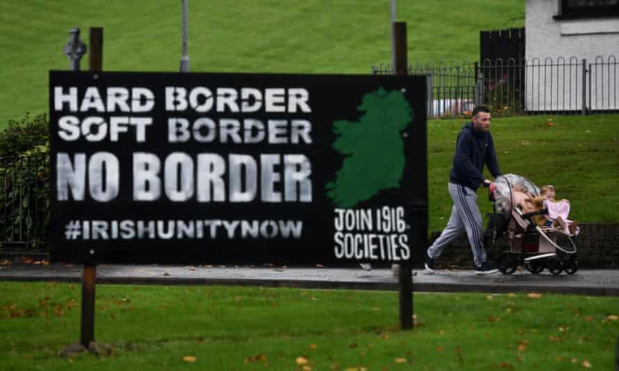 Sign in Derry, Northern Ireland
