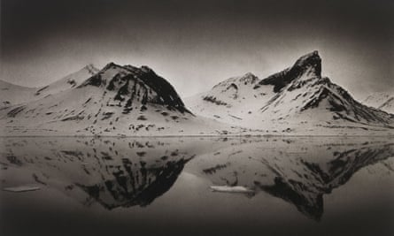 Svalbard, the Arctic North, by Don McCullin