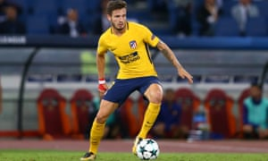 Atlético Madrid's Saúl Ñíguez has proved his iron determination in the way he has fought back from a devastating injury.