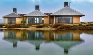Chesil Beach Visitors Centre, Dorset