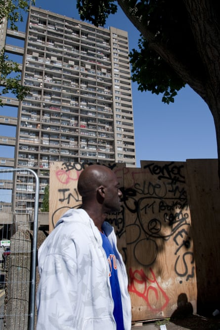 A dwindling stock of social housing means more people are ending up in stopgap accommodation.