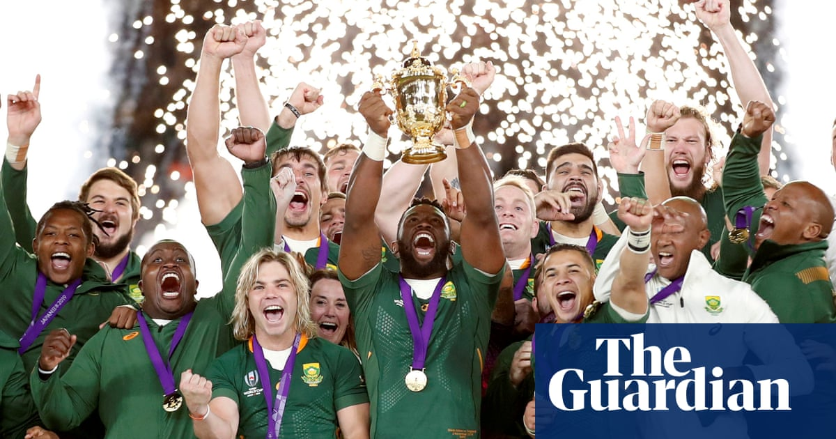 RFU confirms England plan to bid for 2031 Rugby World Cup