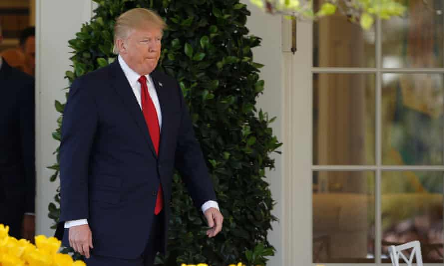 Donald Trump's administration has articulated at least five different policies on Syria in recent weeks.