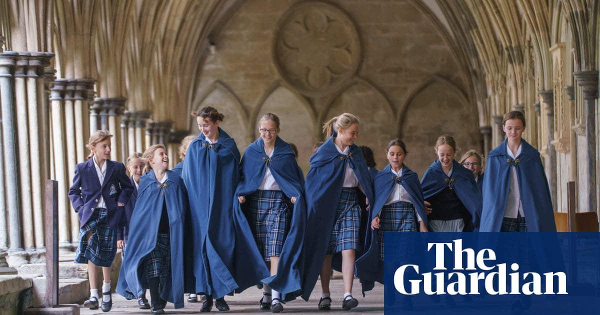 'It was unheard of': UK's first cathedral girls' choir marks 30 years