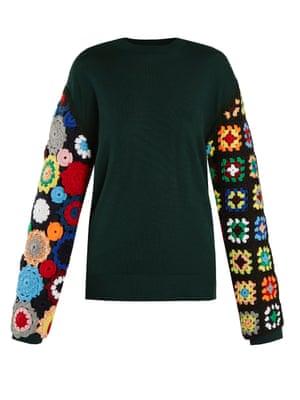 Crochet, £940, j-w-anderson.com
