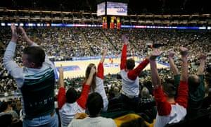 NBA returns to London as the Boston Celtics take on the Philadelphia 76ers.