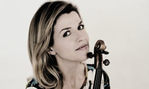 Anne-Sophie Mutter … Supporting young musicians.