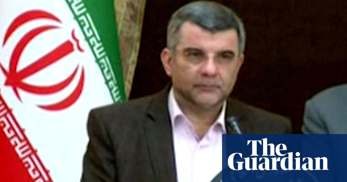 Iran's deputy health minister: I have coronavirus