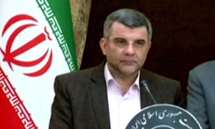 Hasil gambar untuk Iranian deputy health minister reveals he has coronavirus