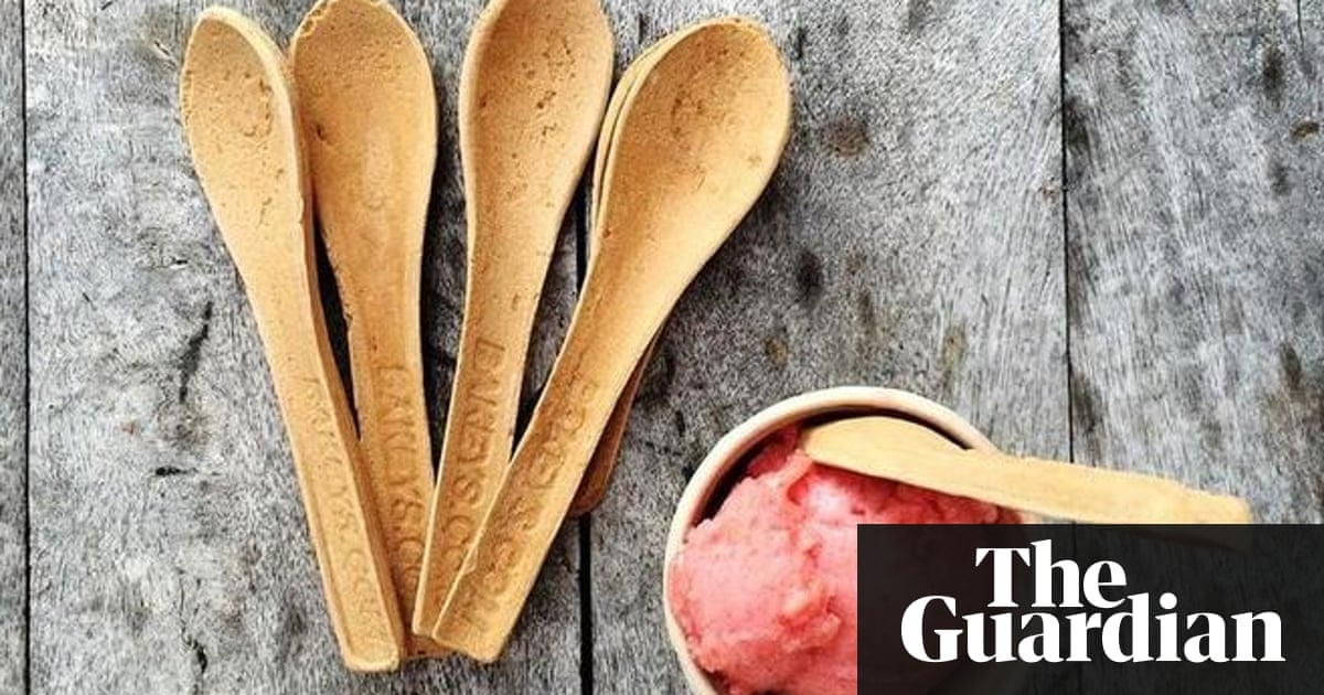 edible cutlery An indian cutlery company is paving the way for a bizarre dinner-table scene: imagine finishing a meal down to the last scrap and then scarfing down your fork and spoon.
