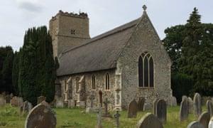 A Norfolk church