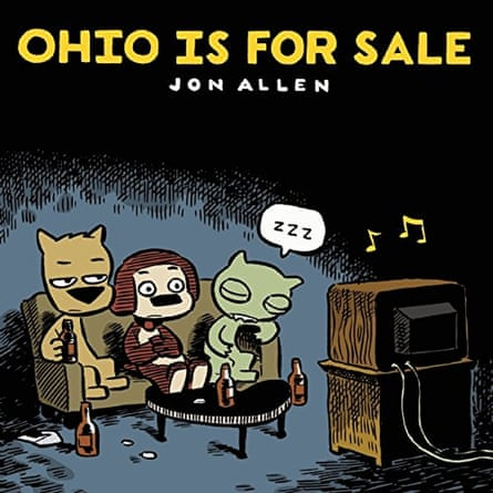 ohio is for sale artwork COMIC – Ohio is for Sale by Jonathan Allen