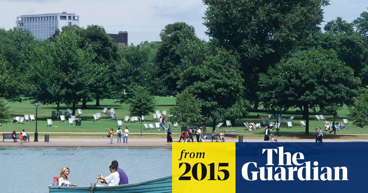 Hyde Park visitors covertly tracked via mobile phone data