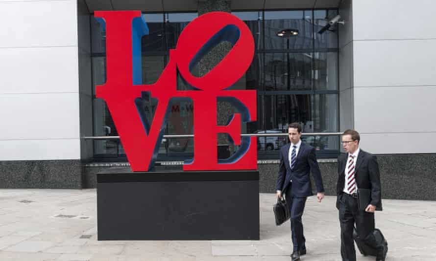 Sculpture in the City public exhibition, London, 2013.