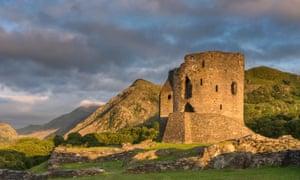 Dolbadarn Castle, Gwynedd.