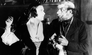 Lil Dagover and Karl Platen in Destiny (Der Müde Tod) by Fritz Lang.