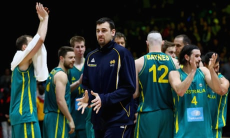 the best attitude 1cd8d f1413 As Olympic medals beckon, Australia s basketball future has never been  brighter