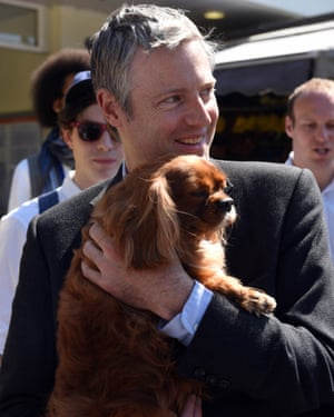 Zac Goldsmith's campaign has been attacked by senior Tories.