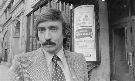 Edward Albee directed his own play, Who's Afraid of Virginia Woolf?, in Boston in 1976.