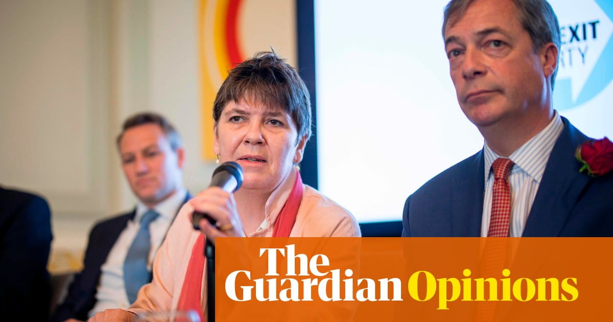 Farage's new recruits join class struggle for the glorification of Nige | John Crace