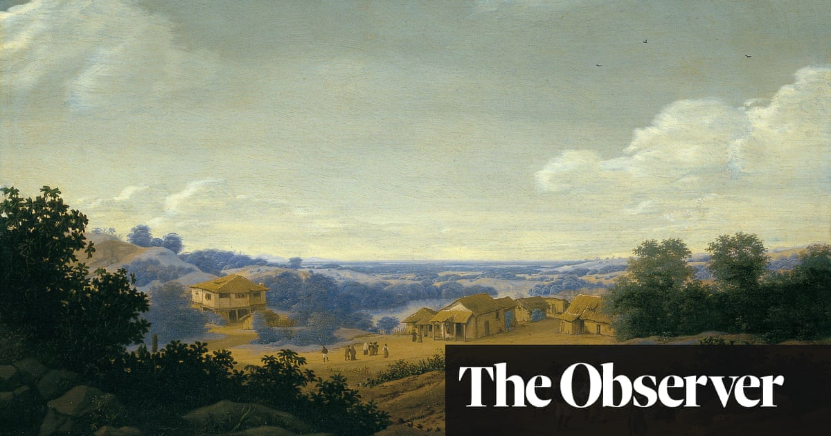 Palmares by Gayl Jones review – an enslaved child's search for utopia