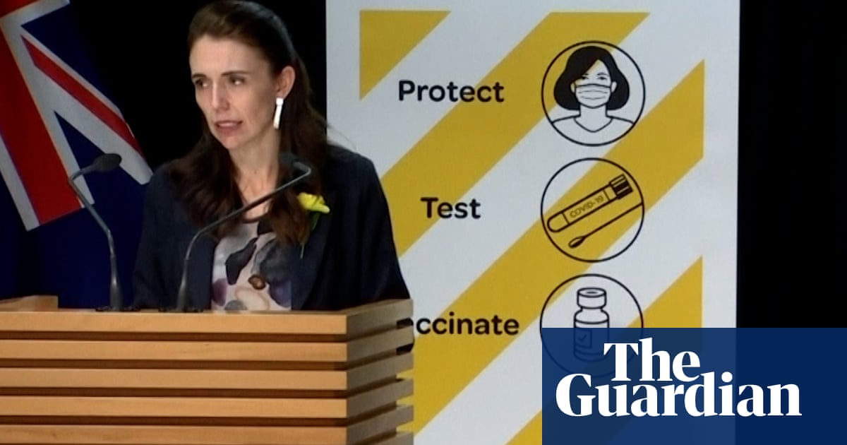 'We weren't able to bring everyone': Jacinda Ardern ends New Zealand flights from Afghanistan