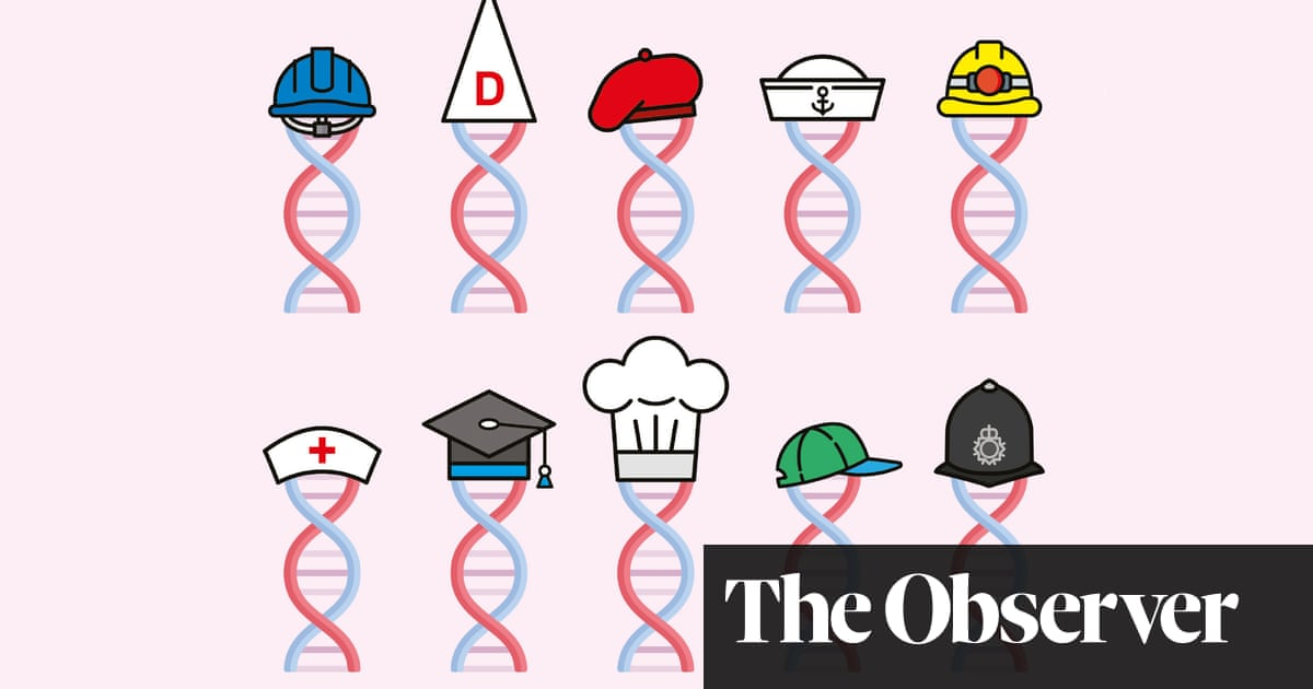 So is it nature not nurture after all? | Science | The Guardian